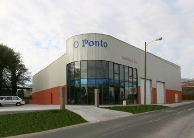 Nave aluminios O Ponto – Ferrol