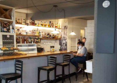 Reforma Cafetería Canela- Lugo