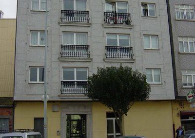 Edificio 6 viviendas Alto del Castaño, Narón