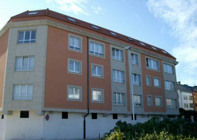 Edificio 27 viviendas Xubia – Narón