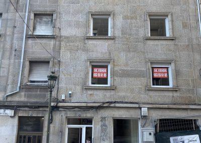 Edificio 4 viviendas Rúa Brasil – Vigo