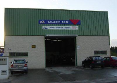 Talleres Base (Río do Pozo – Narón)