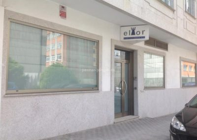 Reforma tienda electricidad, San Juan – Ferrol